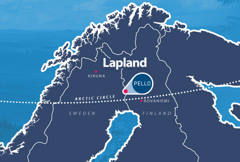 Pello Taxi Lapland Finland Your Transport Company In Finnish